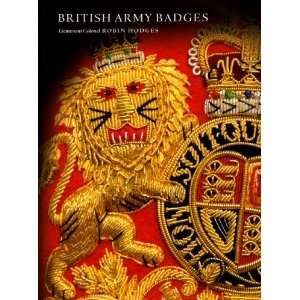 MILITARY BADGE REFERENCE BOOKS (4 ITEMS) - Service Commemoratives