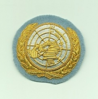 OFFICERS BERET BADGE ( LARGE SIZE )