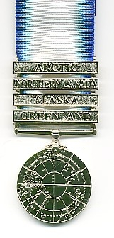 THE NORTHERN SERVICE MEDAL