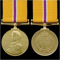 THE QUEEN'S GOLDEN JUBILEE MEDAL. 2002