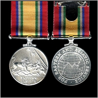THE EASTERN SERVICE MEDAL