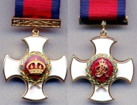 THE DISTINGUISHED SERVICE ORDER. GEO.V. ISSUE