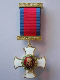 THE DISTINGUISHED SERVICE ORDER. EiiR ISSUE