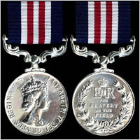 THE MILITARY MEDAL.  EiiR. ISSUE