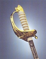 ROYAL NAVY OFFICERS SWORD.