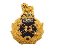 BRITISH ARMY: FIELD MARSHAL'S CAP BADGE.