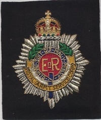 THE ROYAL ARMY SERVICE CORPS.