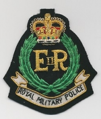 THE ROYAL MILITARY POLICE
