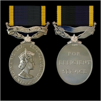 TERRITORIAL AND ARMY VOLUNTEER RESERVE MEDAL