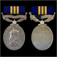 ARMY EMERGENCY RESERVE LONG SERVICE MEDAL
