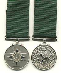 THE COMMANDO SERVICE MEDAL
