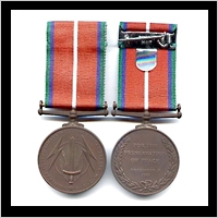INTERMEDIATE NUCLEAR FORCES TREATY MEDAL