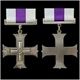 THE MILITARY CROSS  GEO.V., GEO.VI., E.IIR.