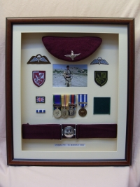 PARACHUTE REGIMENT ITEMS