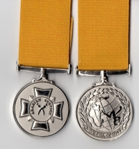 THE ARABIAN SERVICE MEDAL