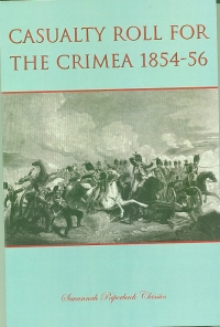 CASUALTY ROLL FOR THE CRIMEA 1854-1855