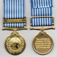 UNITED NATIONS MEDAL for Korea 1950-53.