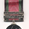 THE COMBATANT SERVICE MEDAL