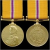 THE QUEEN'S GOLDEN JUBILEE COMMEMORATIVE MEDAL. 2002