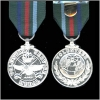 THE VOLUNTARY SERVICE MEDAL