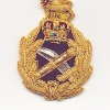 BRITISH ARMY GENERAL OFFICERS CAP BADGE