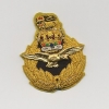ROYAL AIR FORCE: AIR OFFICERS CAP BADGE