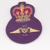 ROYAL AIR FORCE: CHAPLAINS CAP BADGE
