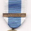 UNITED NATIONS MEDAL WITH CLASP UNSCOM