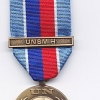 UNITED NATIONS MEDAL WITH CLASP UNSMIH (HAITI)