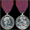 THE GEORGE MEDAL. EiiR. ISSUE
