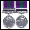 THE GENERAL SERVICE MEDAL. 1918-1964. GEO.VI. ISSUE