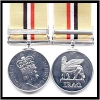 IRAQ WAR MEDAL 2003 (Operation: TELIC)