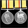 IRAQ WAR MEDAL 2003 (Operation: TELIC 2  ONWARDS)
