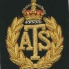 THE AUXILIARY TERRITORIAL SERVICE (ATS)