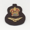 ROYAL AIR FORCE: CHAPLAIN'S BERET BADGE