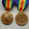 VICTORY MEDAL: SOUTH AFRICAN ISSUE