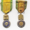 FRANCE: THE MEDAILLE MILITAIRE