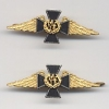 ROYAL AIR FORCE: CHAPLAIN'S COLLAR BADGES
