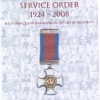 The  Distinguished Service Order 1924-2008