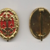 KNIGHTS BACHELOR BREAST BADGE.