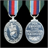 THE VOLUNTEER RESERVES SERVICE MEDAL.1999