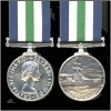 ROYAL NAVAL RESERVE LONG SERVICE MEDAL. POST - 1958