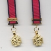 THE ARMY GOLD CROSS 1813