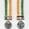 THE KING'S SOUTH AFRICA MEDAL 1901-1902