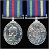 CIVIL DEFENCE LONG SERVICE MEDAL