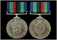 THE RUC SERVICE MEDAL.