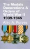 Medals, Decorations and Orders of WWII 1939-1945