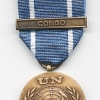 UNITED NATIONS MEDAL WITH CLASP CONGO