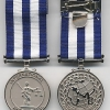 THE INTERNATIONAL POLICE MEDAL.