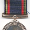 ROYAL MARINES ASSOCIATION DIAMOND JUBILEE COMMEMORATIVE MEDAL 1946 - 2006